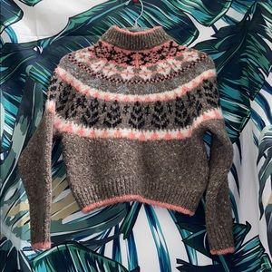 Kimchi Blue Fair Isle Sweater - Urban Outfitters